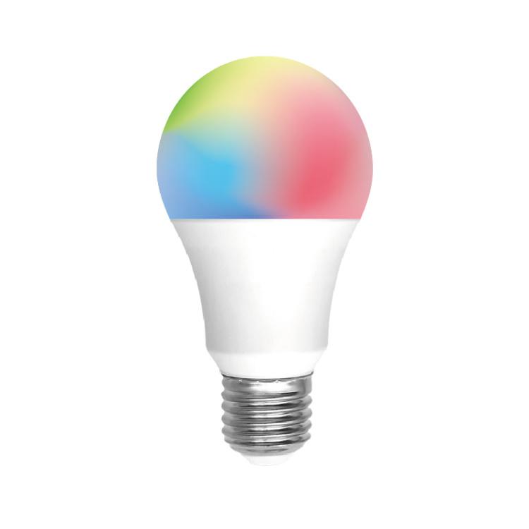 SMD A19 9.5W RGBW Bulb