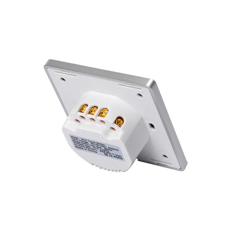 Wi-Fi Lighting Swich 3 Gang with N wire