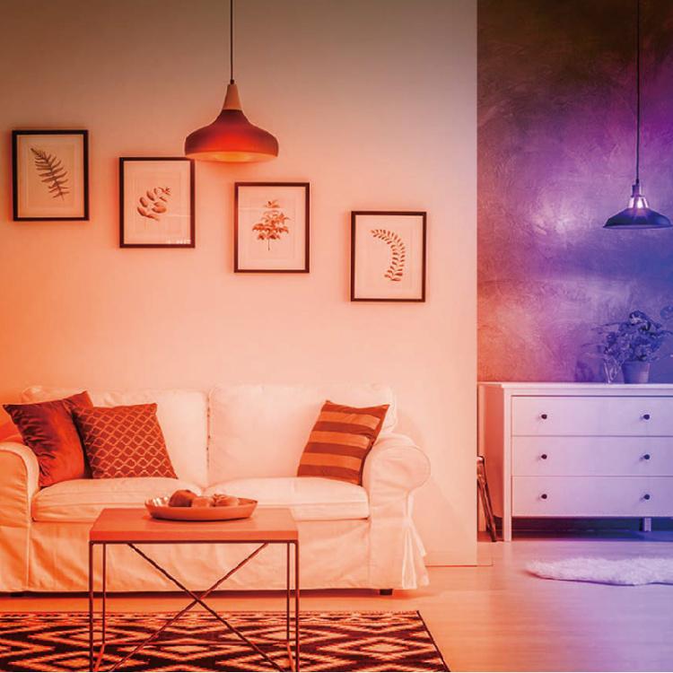 SMD A70 15W RGBW Bulb