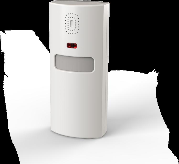 Wi-Fi PIR Motion Sensor Wireless Infrared Detector Security Burglar Alarm Sensor