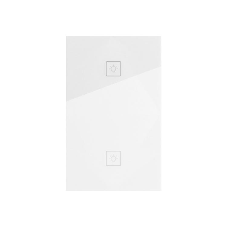2Gang WiFi Smart Wall Switch