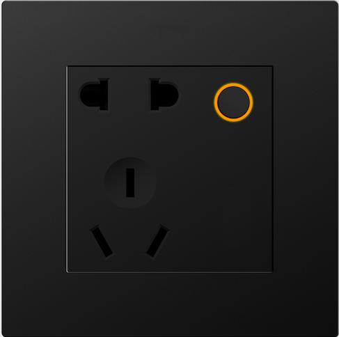 D9  2 pin & 3 pin universal socket (Zigbee) (with 1-relay)