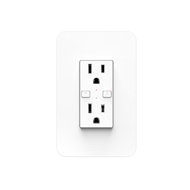 US 120 Style Wi-Fi Smart Wall Socket