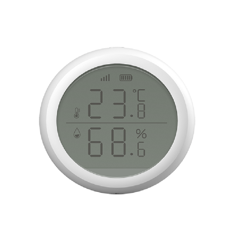 Temperature And Humidity Sensor