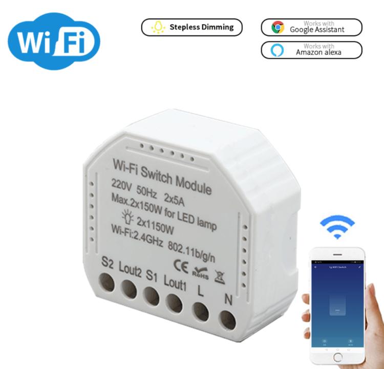 2g Wi-Fi Switch Modbule 1