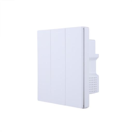 10A 250V Zigbee 3-Gang Smart Wall Switch  (L)