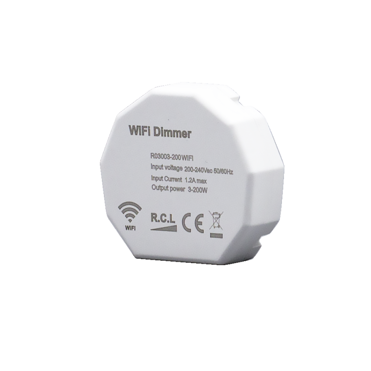 Wi-Fi Dimmer