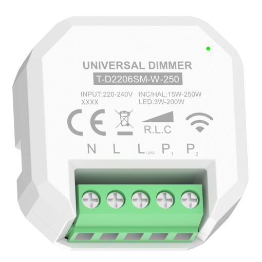 Universal Dimmer Switch EU