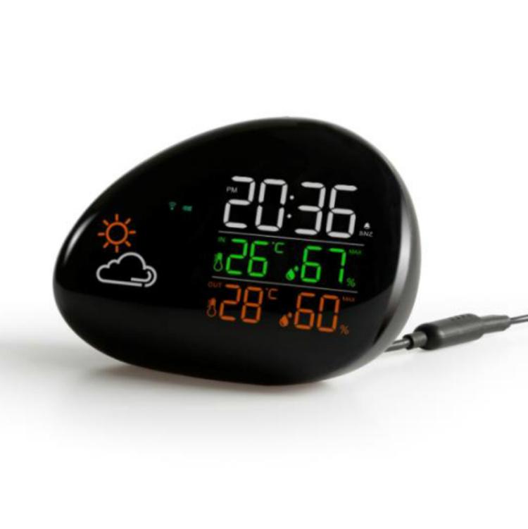 Wi-Fi Weather Clock