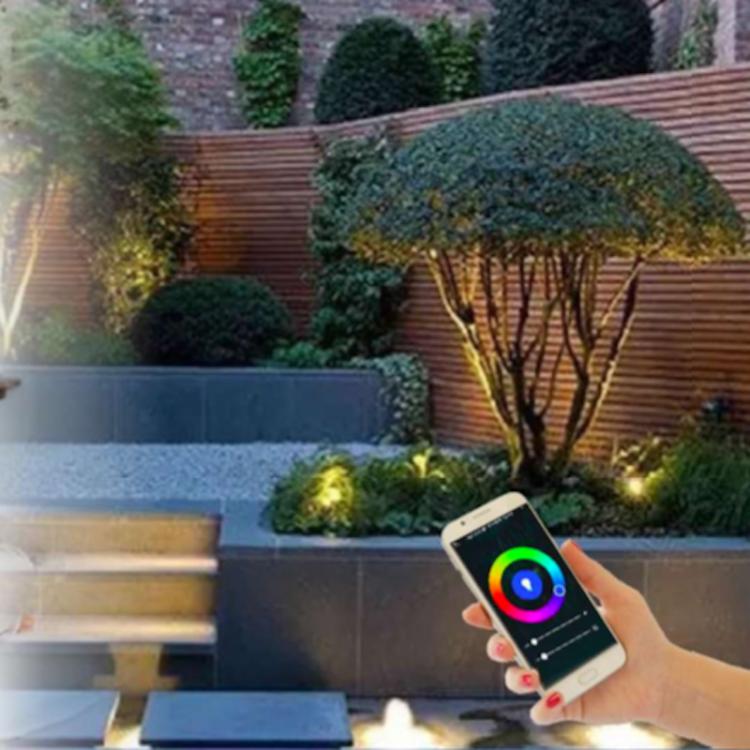 Wi-Fi Garden Light