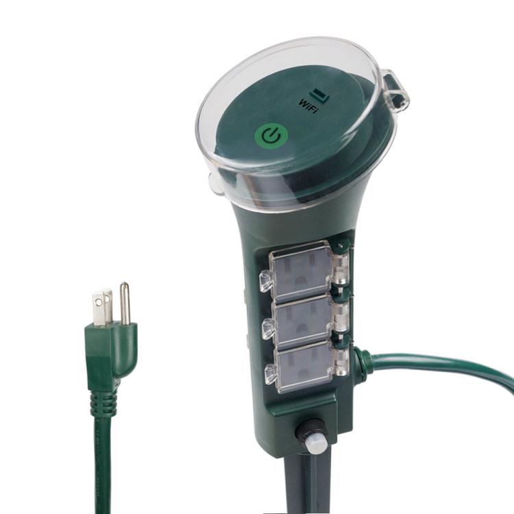 US Outdoor Plug