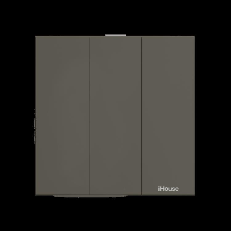 Hongyan sky series three-position dual-control switch