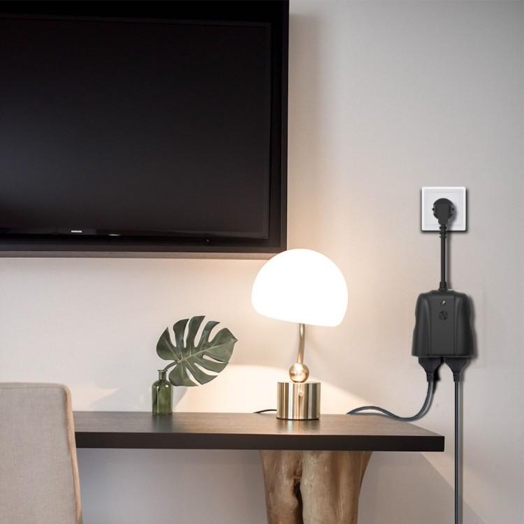 Wi-Fi Smart EU Outdoor Plug