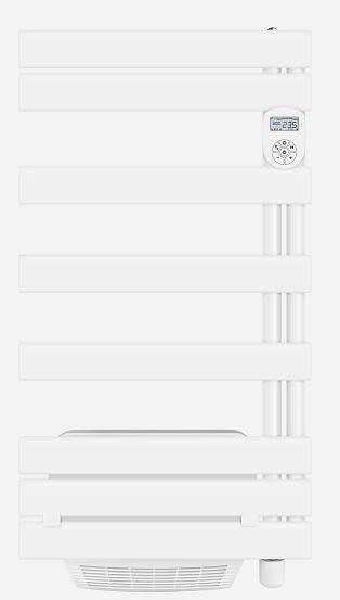 Fluid Towel Rack
