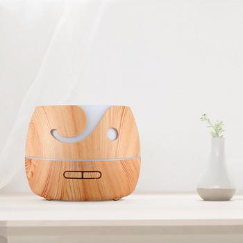 Mini Portable Ultrasonic Cool Mist Maker 400ml Home Room Aroma Diffuser