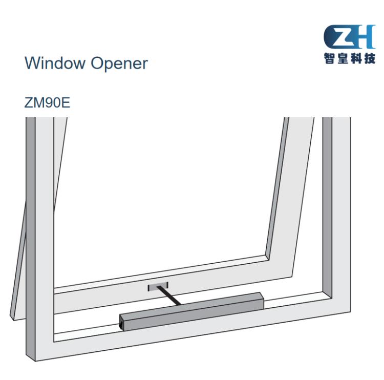 ZM90E-DT  Window Opener Chain, Tuya Wi-Fi