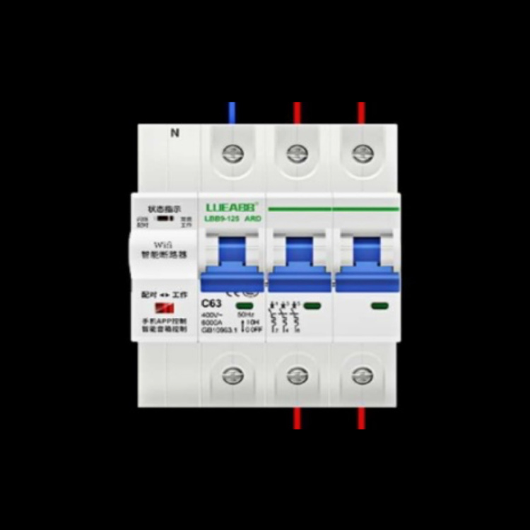 Wi-Fi Circuit Breaker