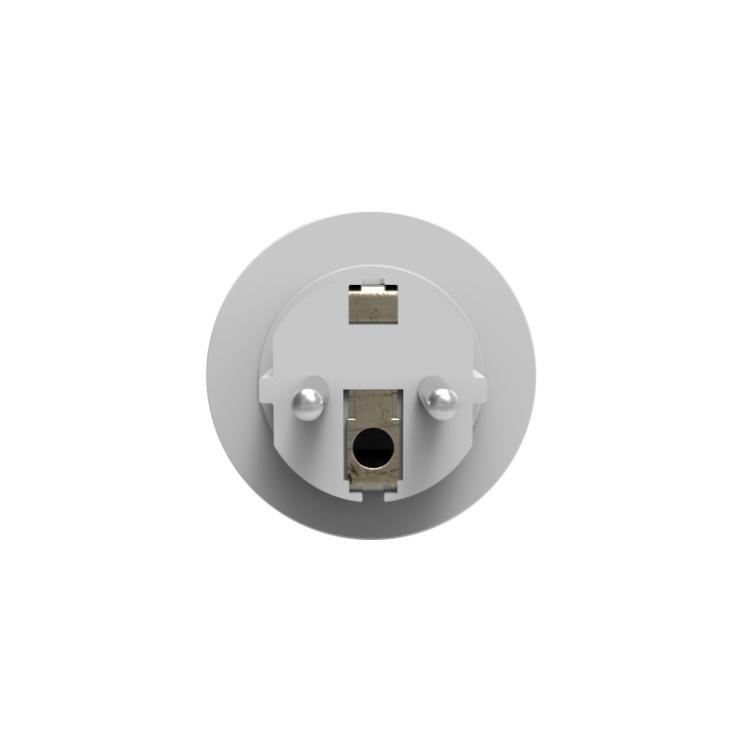 European standard mini smart socket 16A
