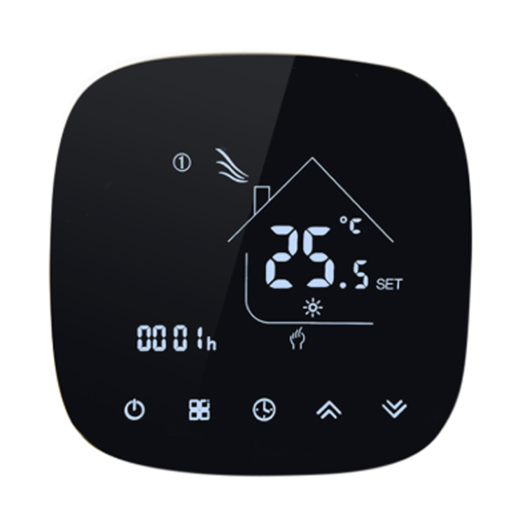 LCD Floor Heating Water Digital Smart Room Thermostat WI-FI Controller
