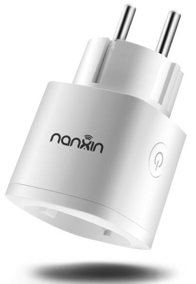 EU Smart Wi-Fi Plug(Compatible with FR)