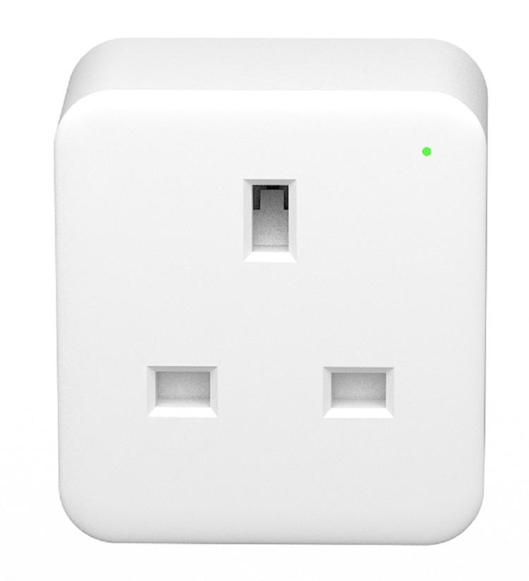 UK Smart Wi-Fi Plug