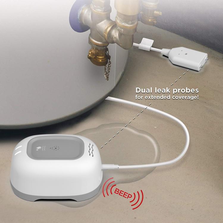 Wifi Water Leak alarm Sensor
