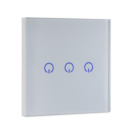 EU Wi-Fi 3 Gang Lighting Switch