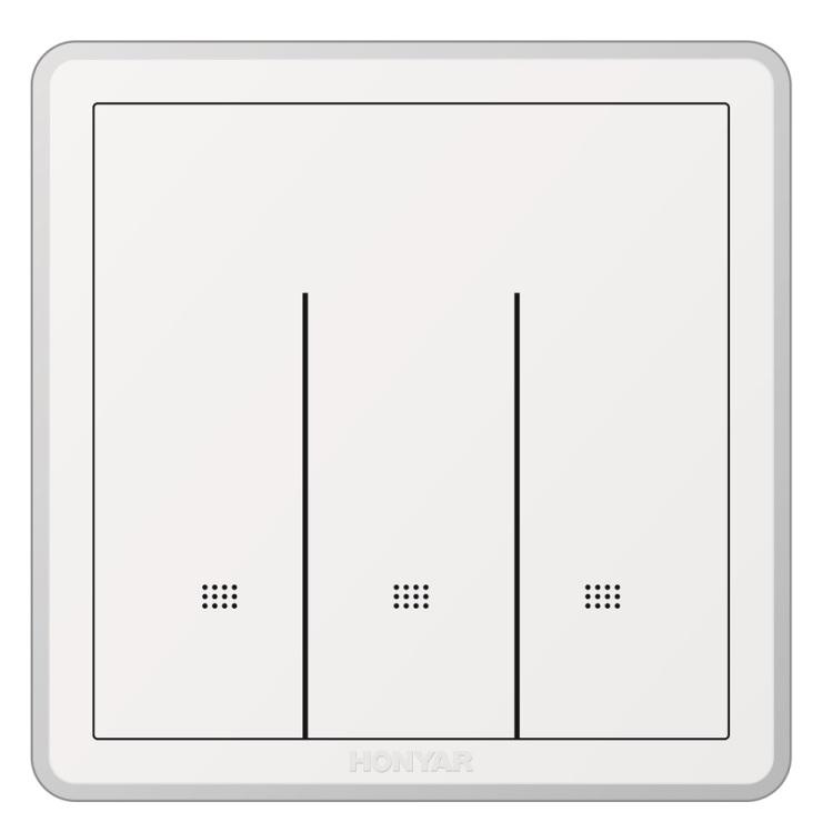 Hongyan three-way switch