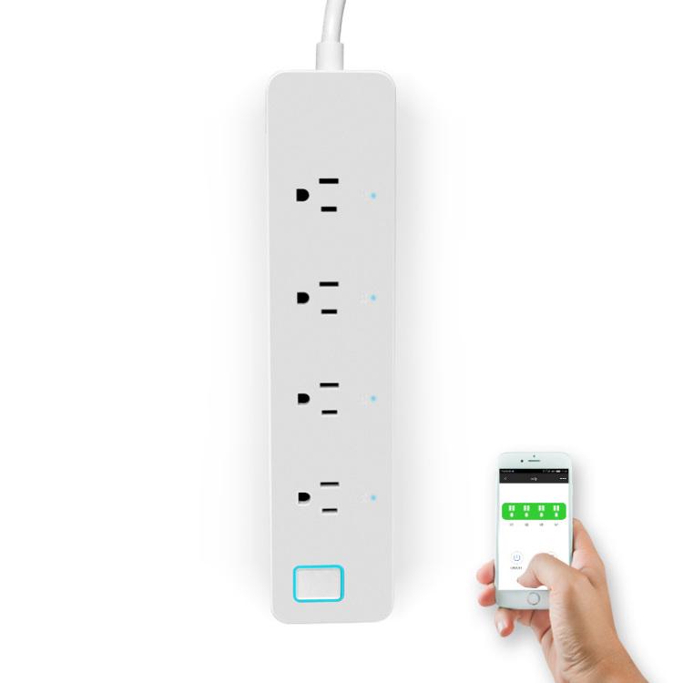 US Wi-Fi Power Strip