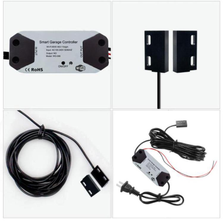 Smart Garage Remote