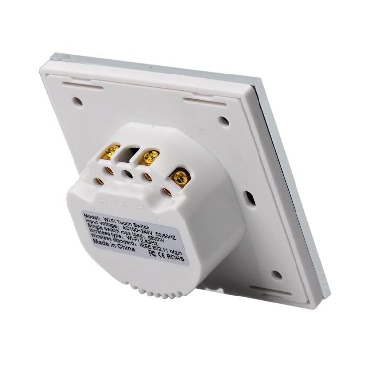 Zigbee Lighting Switch 2 Gang with N wire