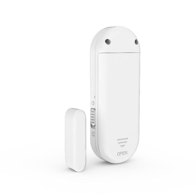 Smart Wi-Fi Door Contact Magnetic Sensor Alarm Set Password