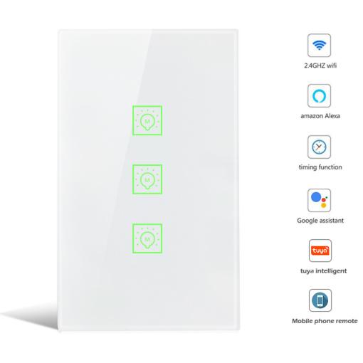 Wi-Fi Smart Lighting Switch