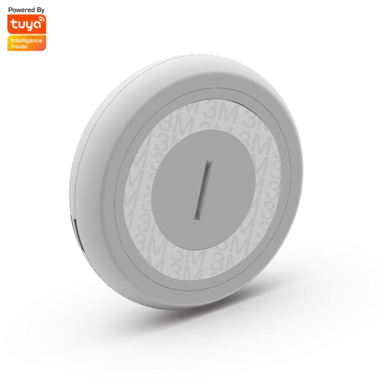 Tuya solution zigbee Temperature and Humidity Sensor