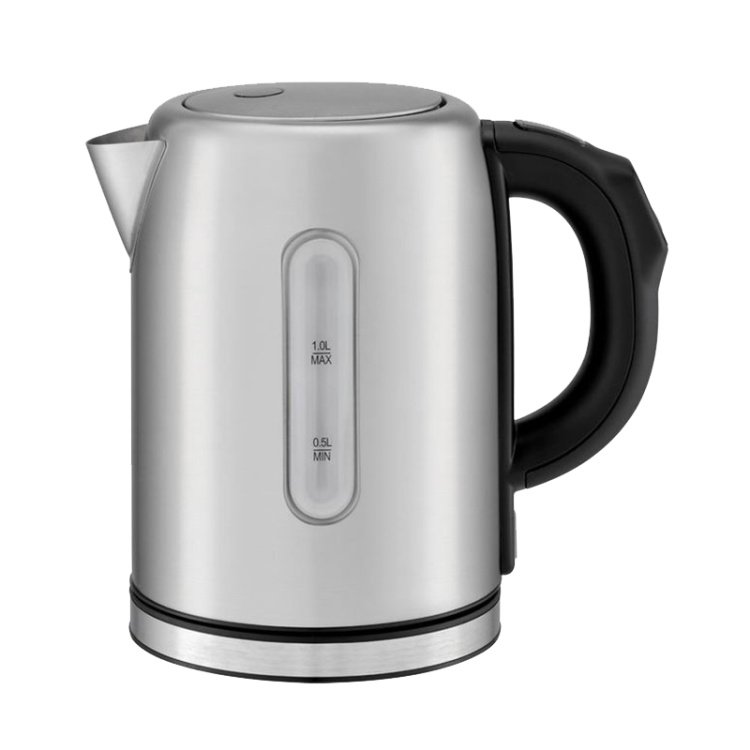 Electric Stainless Steel  Kettle Cordless Tea Coffee Pot Auto Shut-Off