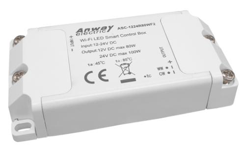 W+IR Smart Light Controller