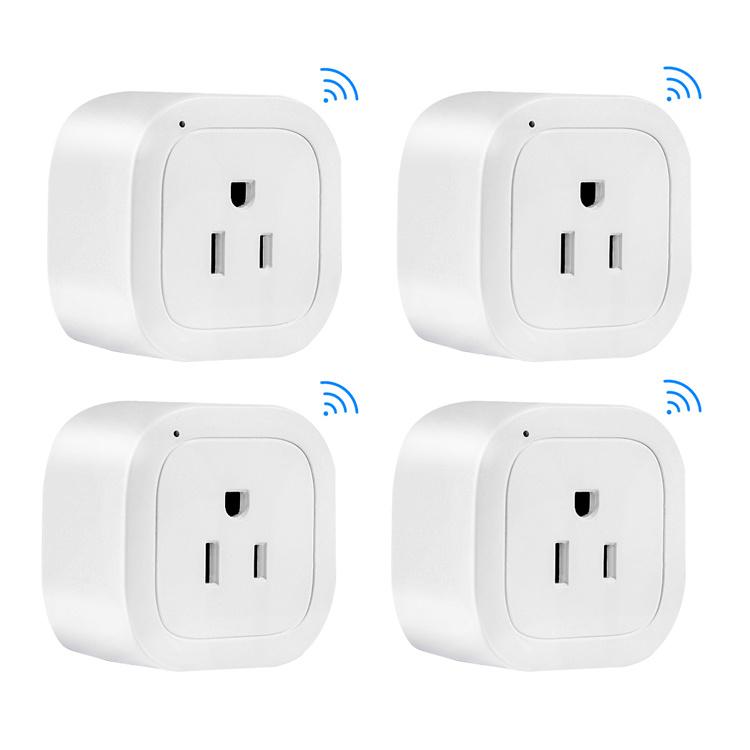 US Smart Plug Smart Home Socket App Remote Control