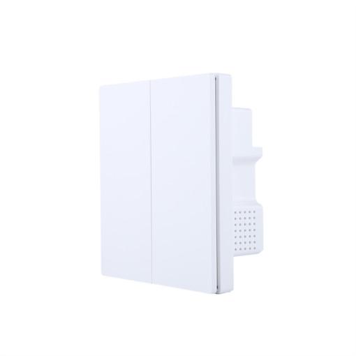 10A 250V Zigbee  2-Gang Smart Wall Switch  (L)