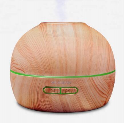 Smart Cool Mist Aroma Diffuser Home Mini Portable Ultrasonic Essential oil diffuser