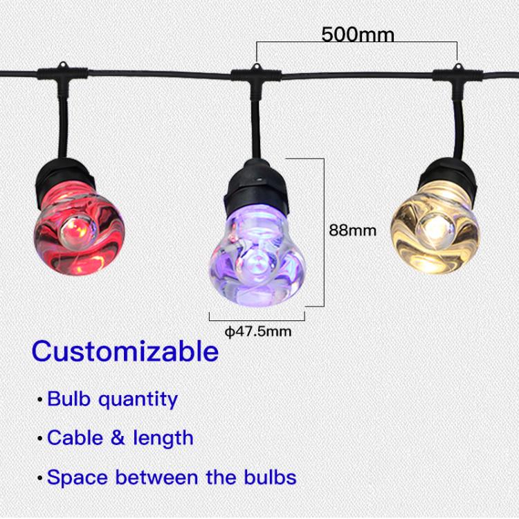 RGB Smart String Light