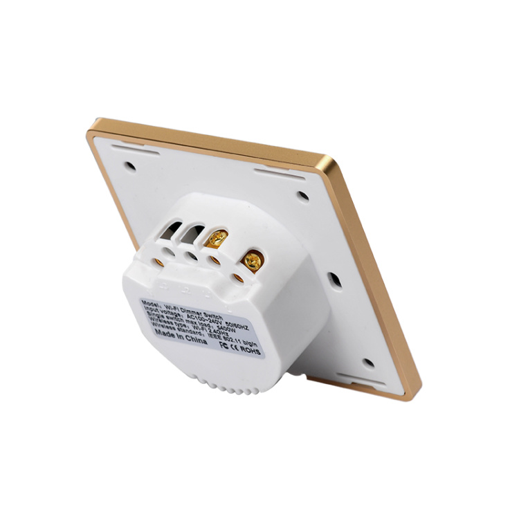 Zigbee Dimmer Switch with N wire