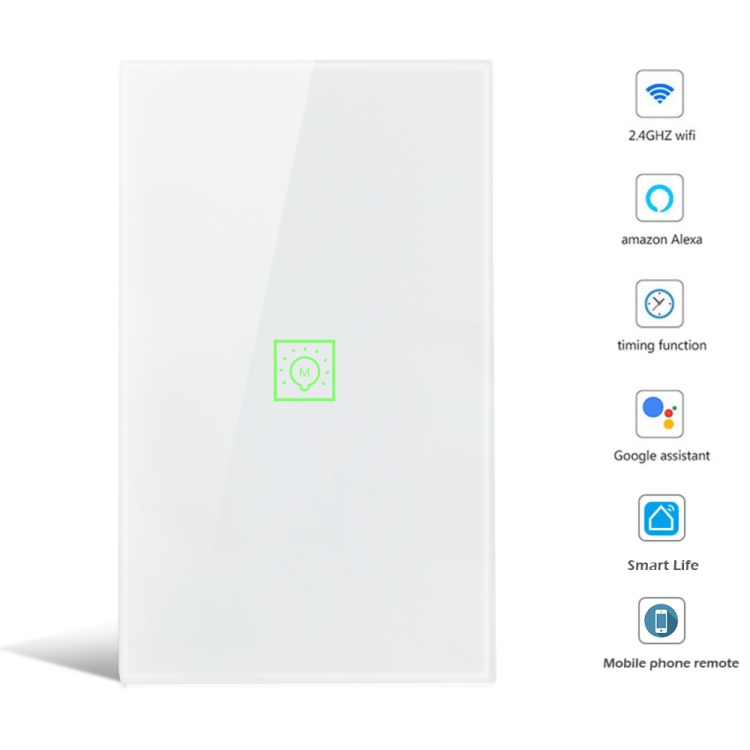 Wi-Fi Smart Switch  Remote Control