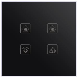 K51 Zero Live Line 4-way Situational Switch (WiFi)