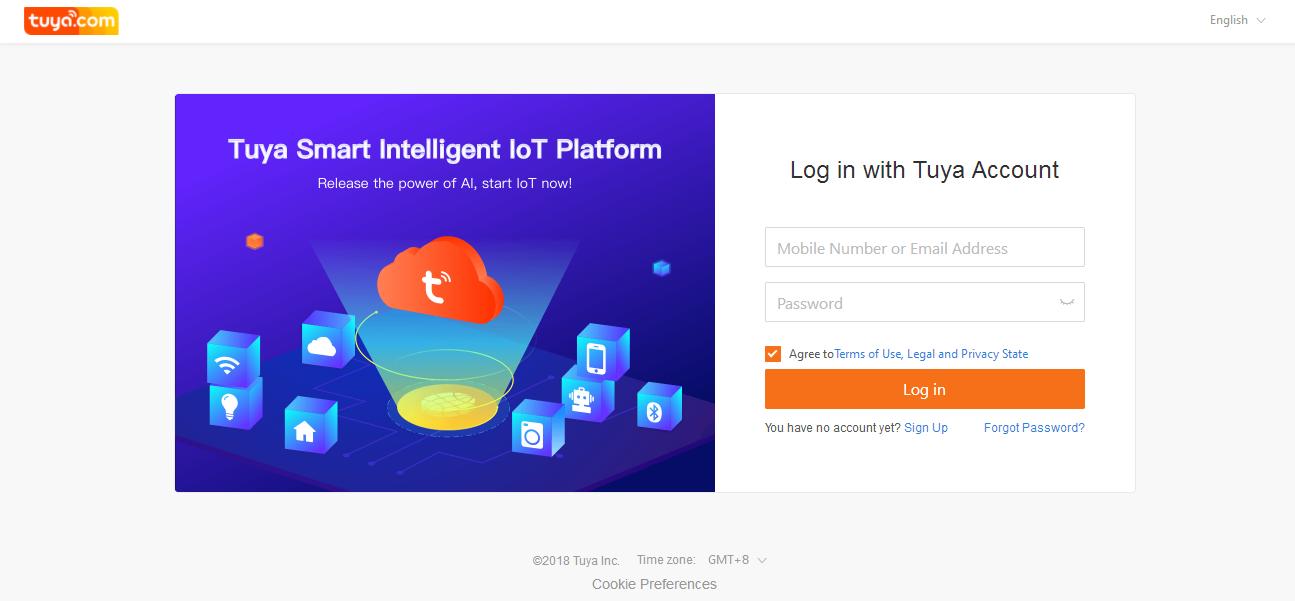 Tuya Smart Global Smart Platform
