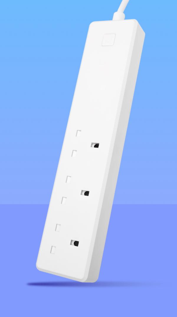 Wi-Fi电量统计智能3路排插