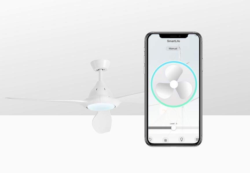 风扇灯智能化方案